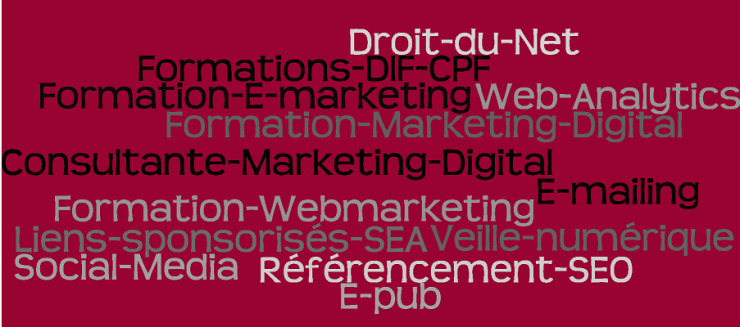 Accompagnement et Formation Marketing Digital